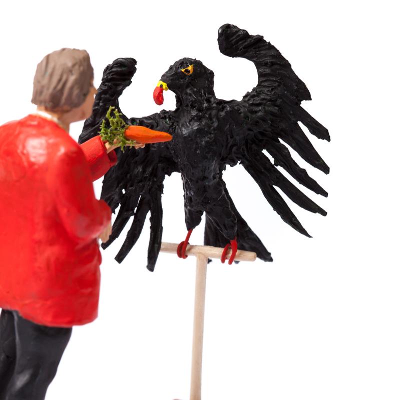 Angela Merkel, Das Vegan Magazin