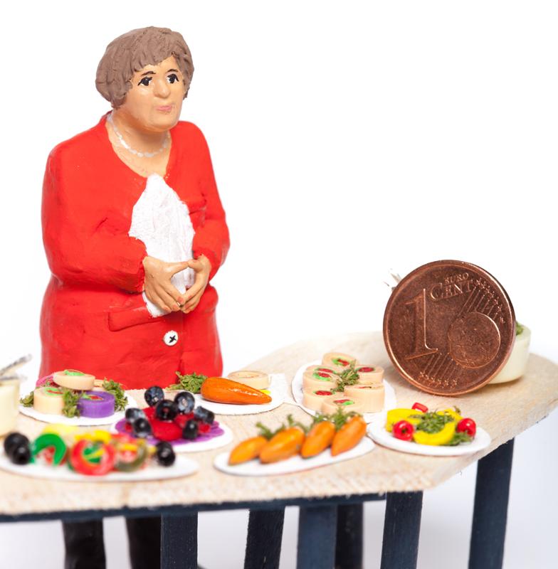 Angela Merkel Das Vegan Magazin