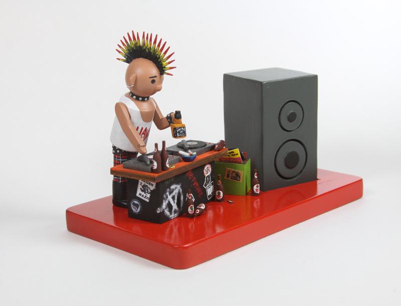 DJ punker